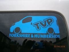 TVP Yorkshire & Humberside Facebook Group Sticker