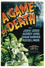 A Game of Death 1945 DVD - John Loder / Audrey Long