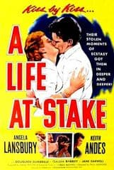 A Life at Stake 1954 DVD - Douglass Dumbrille / Keith Andes