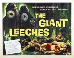 Attack of the Giant Leeches 1959 DVD - Ken Clark