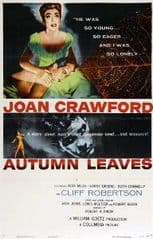 Autumn Leaves 1956 DVD - Joan Crawford / Cliff Robertson