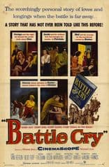 Battle Cry 1955 DVD - Van Heflin / Aldo Ray