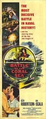 Battle of the Coral Sea 1959 DVD - Cliff Robertson / Gia Scala