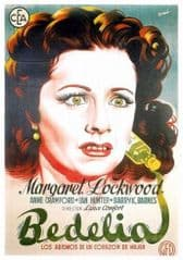 Bedelia 1946 DVD - Margaret Lockwood / Ian Hunter