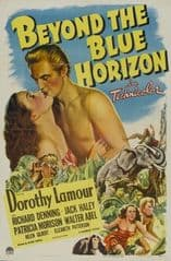 Beyond the Blue Horizon 1942 DVD - Dorothy Lamour / Richard Denning