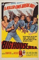 Big House USA 1955 DVD - Broderick Crawford / Ralph Meeker