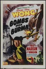 Bombs Over Burma 1942 DVD - Anna May Wong / Noel Madison