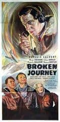 Broken Journey 1948 DVD - Phyllis Calvert / James Donald