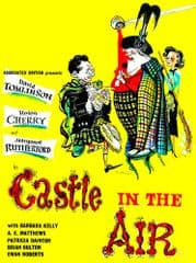 Castle in the Air 1952 DVD - Margaret Rutherford / David Tomlinson