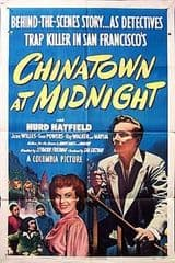 Chinatown at Midnight 1949 DVD - Hurd Hatfield / Jean Willes