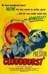 Cloudburst 1951 DVD - Robert Preston / Elizabeth Sellars