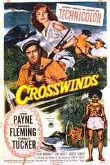 Crosswinds 1951 DVD - John Payne / Rhonda Fleming