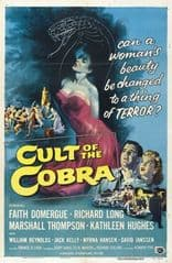 Cult of the Cobra 1955 DVD - Faith Domergue / Richard Long