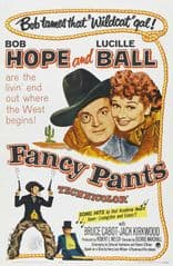 Fancy Pants 1950 DVD - Bob Hope / Lucille Ball