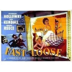 Fast and Loose 1954 DVD - Stanley Holloway / Kay Kendall