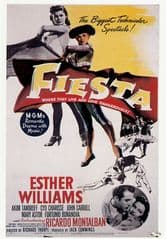 Fiesta 1947 DVD - Esther Williams / Akim Tamiroff