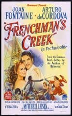 Frenchman's Creek 1944 DVD - Joan Fontaine / Basil Rathbone
