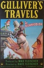 Gulliver's Travels 1939 DVD - Sam Parker / Jack Mercer
