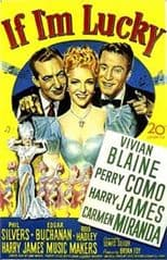 If I'm Lucky 1946 DVD - Vivian Blaine / Perry Como