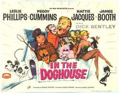 In the Doghouse 1962 DVD - Leslie Phillips / Peggy Cummins