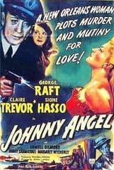 Johnny Angel 1945 DVD - George Raft / Claire Trevor