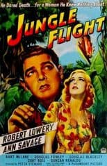 Jungle Flight 1947 DVD - Robert Lowery / Ann Savage