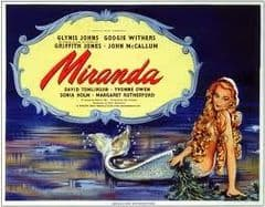 Miranda 1948 DVD - Glynis Johns / Googie Withers