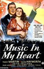 Music in My Heart 1940 DVD - Tony Martin / Rita Hayworth