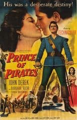 Prince of Pirates 1953 DVD - John Derek / Barbara Rush