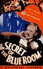 Secret of the Blue Room 1933 DVD - Lionel Atwill / Gloria Stuart