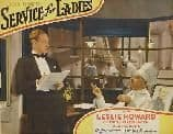 Service for Ladies 1932 DVD - Leslie Howard / George Grossmith