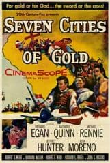 Seven Cities of Gold 1955 DVD - Richard Egan / Anthony Quinn