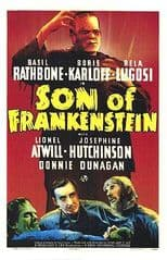 Son of Frankenstein 1939 DVD - Basil Rathbone / Boris Karloff