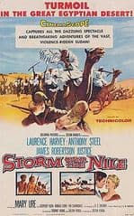 Storm Over the Nile 1955 DVD - Anthony Steel / Laurence Harvey