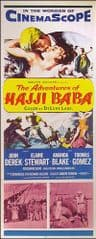 The Adventures of Hajji Baba 1954 DVD - John Derek / Elaine Stewart