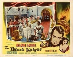 The Black Knight 1954 DVD - Alan Ladd / Patricia Medina
