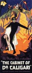 The Cabinet of Dr. Caligari 1920 DVD - Werner Krauss / Conrad Veidt