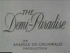 The Demi-Paradise 1943 DVD - Laurence Olivier / Marjorie Fielding