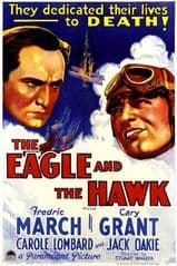 The Eagle and the Hawk 1933 DVD - Fredric March / Cary Grant