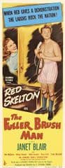 The Fuller Brush Man  1948 DVD - Red Skelton / Janet Blair