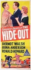 The Hideout 1956 DVD - Dermot Walsh / Rona Anderson
