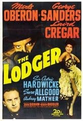 The Lodger 1944 DVD - Merle Oberon / George Sanders