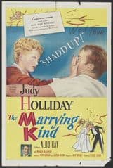The Marrying Kind 1952 DVD - Judy Holliday / Aldo Ray