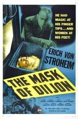 The Mask of Diijon 1946 DVD - Erich von Stroheim / Jeanne Bates