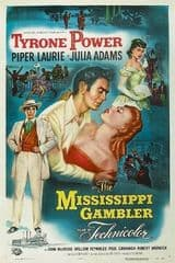 The Mississippi Gambler 1953 DVD - Tyrone Power / Piper Laurie
