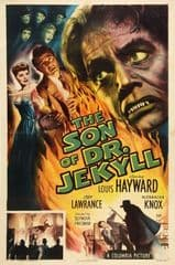 The Son of Dr Jekyll 1951 DVD - Louis Hayward / Jody Lawrance