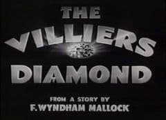 The Villiers Diamond 1938 DVD - Edward Ashley / Evelyn Ankers