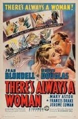 There's Always a Woman  1938 DVD - Joan Blondell / Melvyn Douglas