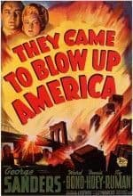 They Came to Blow Up America 1943 DVD - George Sanders / Anna Sten
