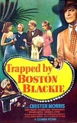 Trapped by Boston Blackie 1948 DVD - Chester Morris / June Vincent